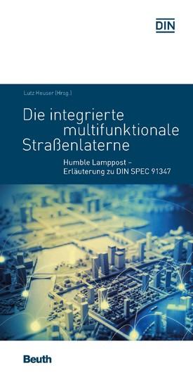 Die integrierte multifunktionale Straßenlaterne - Blick ins Buch