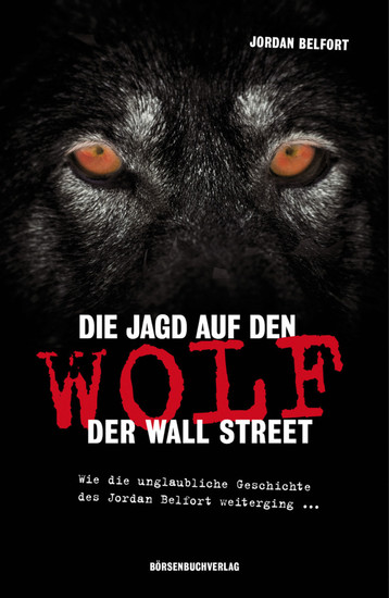 Die Jagd auf den Wolf der Wall Street - Blick ins Buch