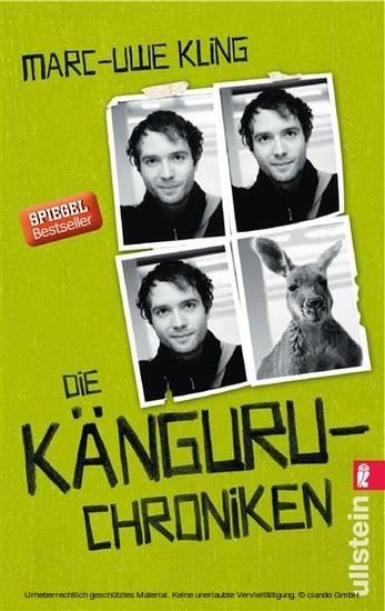 Die Känguru-Chroniken - Blick ins Buch