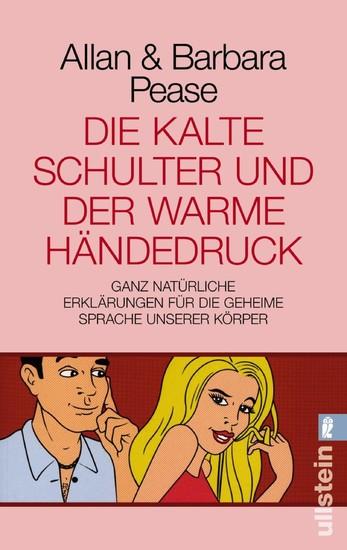 Die kalte Schulter und der warme Händedruck - Blick ins Buch