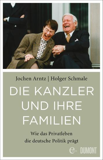 Die Kanzler und ihre Familien - Blick ins Buch