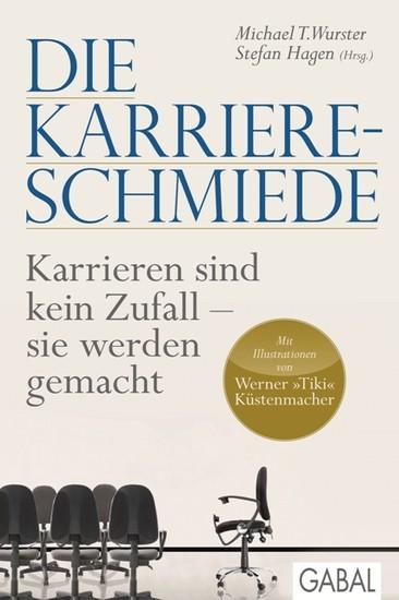Die Karriere-Schmiede - Blick ins Buch
