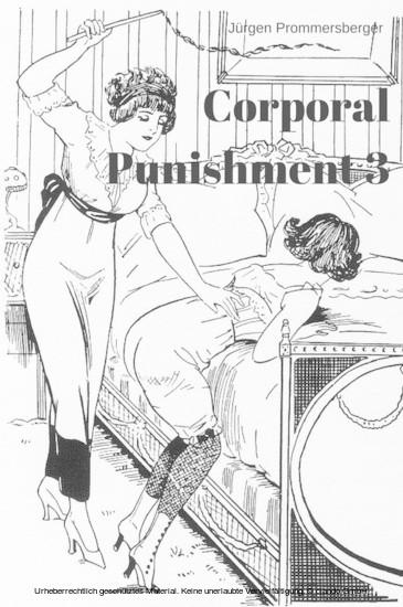 Die körperliche Züchtigung 3 / Corporal Punishment 3 - Blick ins Buch