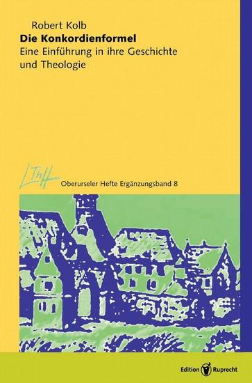 Die Konkordienformel - Blick ins Buch