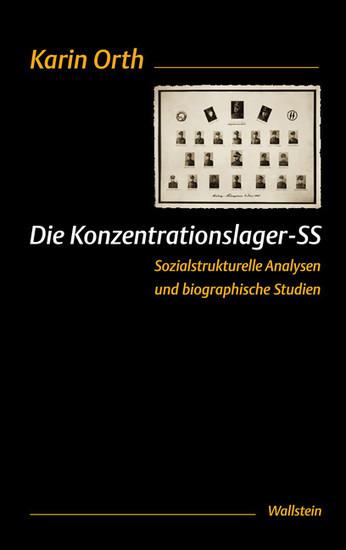 Die Konzentrationslager-SS - Blick ins Buch