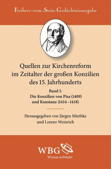Die Konzilien von Pisa (1409) und Konstanz (1414-1418) - Blick ins Buch