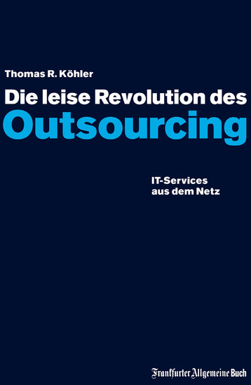 Die leise Revolution des Outsourcing - Blick ins Buch