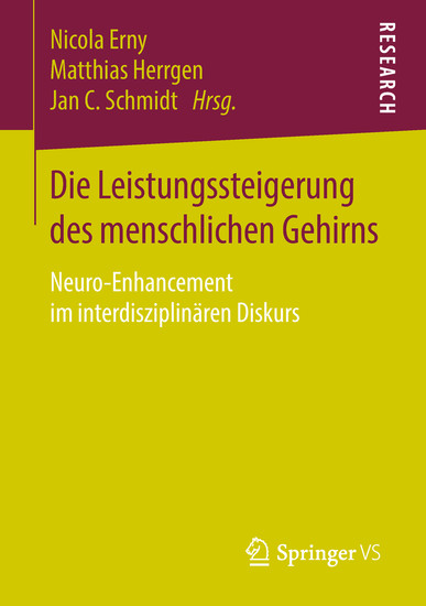 Die Leistungssteigerung des menschlichen Gehirns - Blick ins Buch