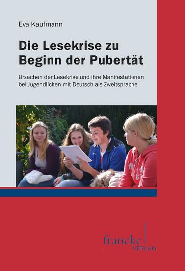 Die Lesekrise zu Beginn der Pubertät - Blick ins Buch