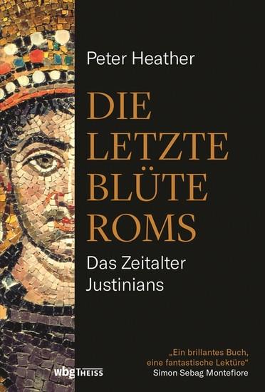 Die letzte Blüte Roms - Blick ins Buch