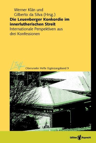 Die Leuenberger Konkordie im innerlutherischen Streit - Blick ins Buch