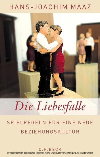 Die Liebesfalle - Blick ins Buch