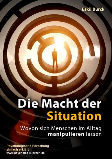 Die Macht der Situation - Blick ins Buch