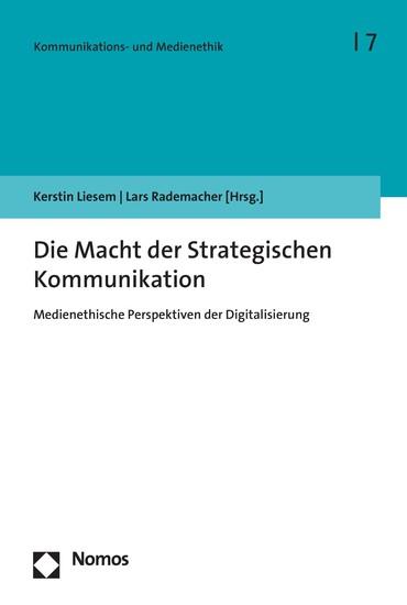 Die Macht der Strategischen Kommunikation - Blick ins Buch
