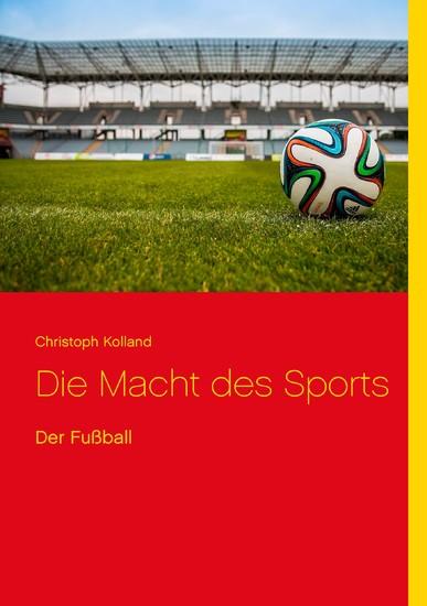 Die Macht des Sports - Blick ins Buch