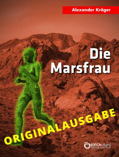Die Marsfrau - Originalausgabe - Blick ins Buch