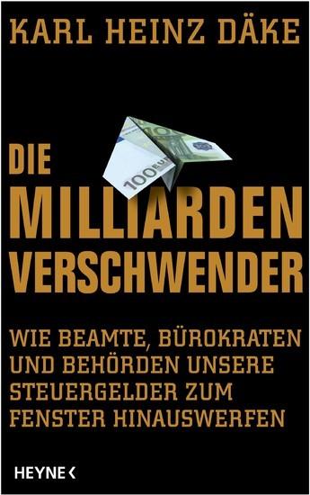 Die Milliarden-Verschwender - Blick ins Buch