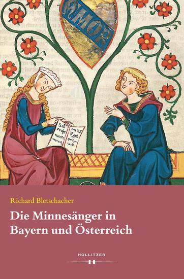 Die Minnesänger in Bayern und Österreich - Blick ins Buch