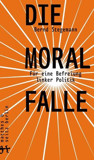 Die Moralfalle - Blick ins Buch