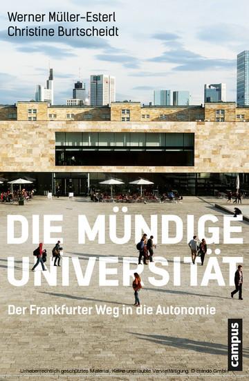 Die mündige Universität - Blick ins Buch