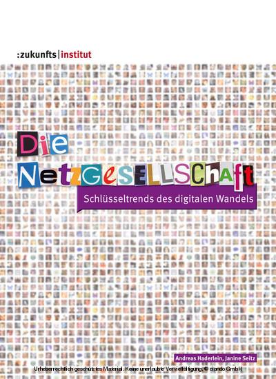Die Netzgesellschaft - Blick ins Buch