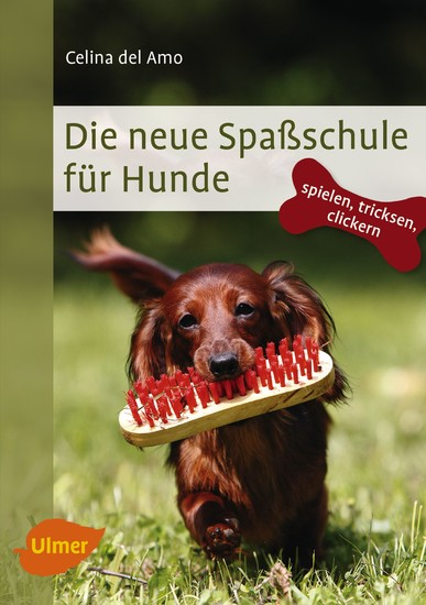 Die neue Spaßschule für Hunde - Blick ins Buch