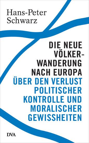 Die neue Völkerwanderung nach Europa - Blick ins Buch