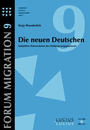 Die neuen Deutschen - Blick ins Buch