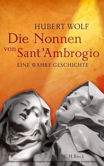 Die Nonnen von Sant'Ambrogio - Blick ins Buch
