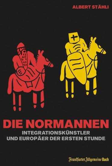 Die Normannen - Blick ins Buch