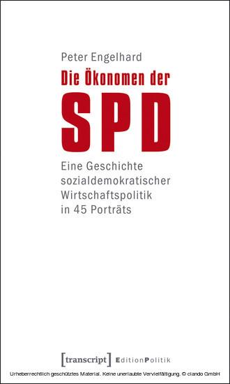 Die Ökonomen der SPD - Blick ins Buch