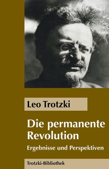 Die Permanente Revolution - Blick ins Buch