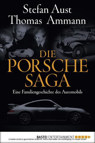 Die Porsche-Saga - Blick ins Buch