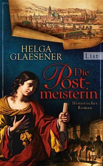 Die Postmeisterin - Blick ins Buch