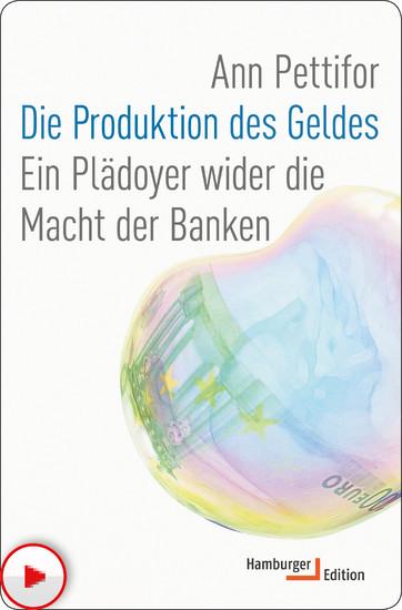 Die Produktion des Geldes - Blick ins Buch