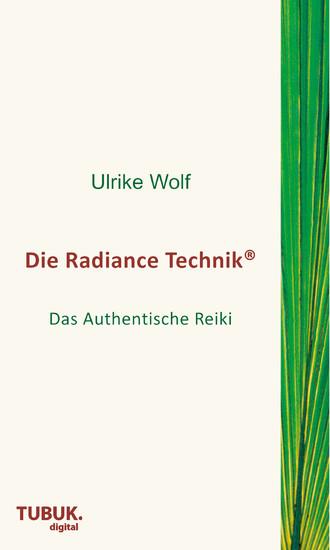 Die Radiance Technik - Blick ins Buch
