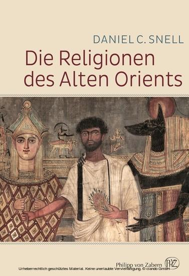 Die Religionen des alten Orients - Blick ins Buch