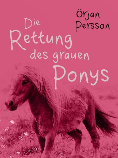Die Rettung des grauen Ponys - Blick ins Buch