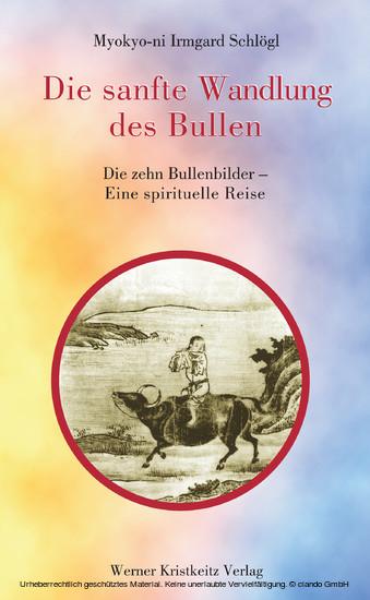 Die sanfte Wandlung des Bullen - Blick ins Buch