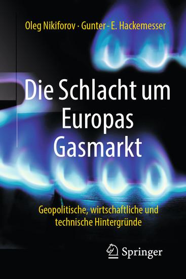 Die Schlacht um Europas Gasmarkt - Blick ins Buch