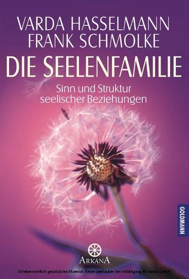 Die Seelenfamilie - Blick ins Buch