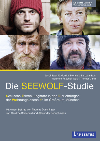 Die SEEWOLF-Studie - Blick ins Buch