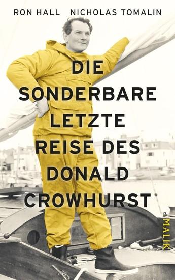 Die sonderbare letzte Reise des Donald Crowhurst - Blick ins Buch