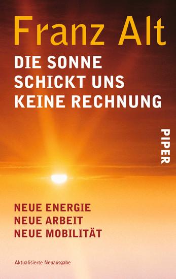 Die Sonne schickt uns keine Rechnung - Blick ins Buch