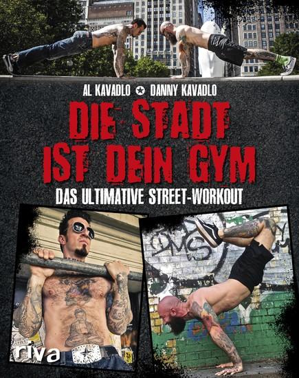 Die Stadt ist dein Gym - Blick ins Buch
