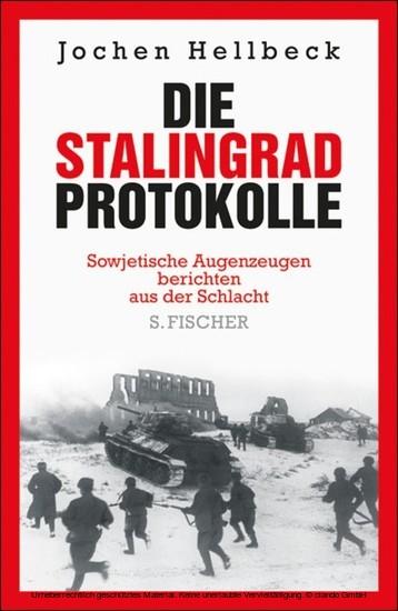 Die Stalingrad-Protokolle - Blick ins Buch