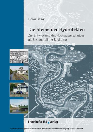 Die Steine der Hydrotekten. - Blick ins Buch