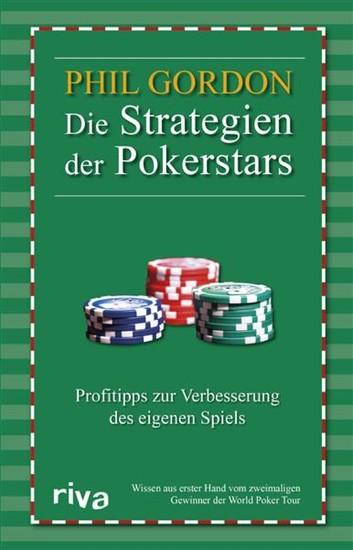 Die Strategien der Pokerstars - Blick ins Buch