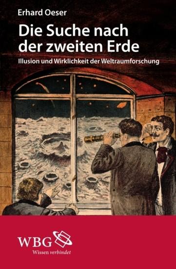 Die Suche nach der zweiten Erde - Blick ins Buch