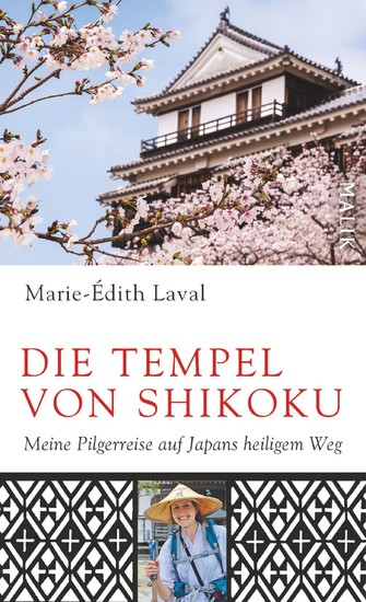 Die Tempel von Shikoku - Blick ins Buch